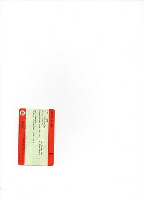 Single ticket from York to London on 28 Feb at 10.27