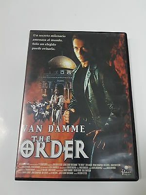 The Order  Dvd Film Completo