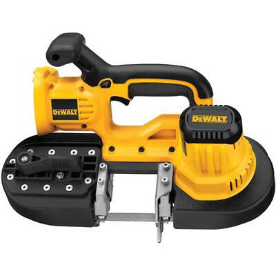 DeWalt DCS370B 18V XRP Cordless Band Saw (Bare Tool) w/ Tracking Adjustment New