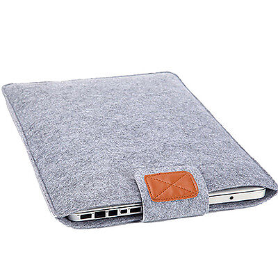 Ultrabook Laptop Sleeve Case Cover Bag for Macbook Air Pro 11/13/15'' Gracious