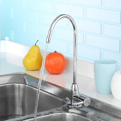 Stainless Steel Plating Kitchen Faucet Tap Water Filter Purifier Drinking Water