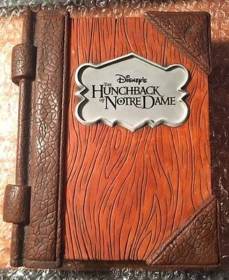 Disney Storybook Collector's Treasure Book -  The Hunchback of Notre Dame