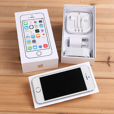 New in Sealed Box Factory Unlocked APPLE iPhone 4S 5S 16-64GB 4G Smartphone