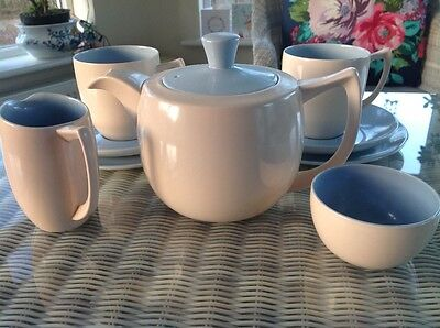 Branksome Tea For Two Teaset Excellent Condition