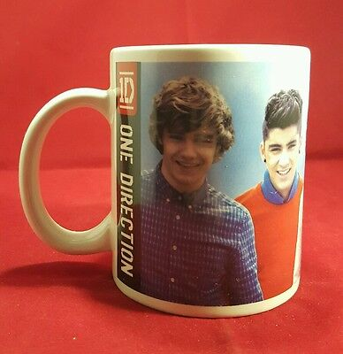 Official 1D One Direction  Boxed Ceramic  Mug  Group Shot