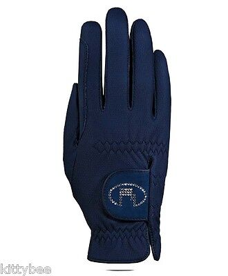 Roeckl ® Lisboa Winter Riding Gloves! New ! Black, mocca or navy! Look!
