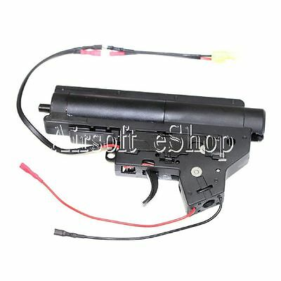 Nuprol Delta Complete V2 Gearbox Airsoft AEG Mechbox Casing NSP-DGB