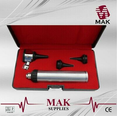 """MaK Diagnostic Otoscope Set in Carring Case Fine Quality """"FREE EXPRESS POSTAGE"""""""