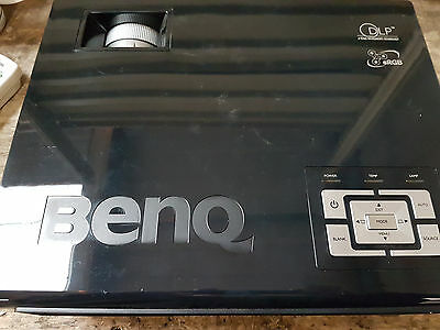 [Used] Home - Benq Mp610 Dlp Projector Bundle 2306 Hours Used