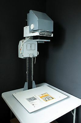 Durst Laborator 1000 B&W 4x5 Enlarger with 150mm Rodenstock lens and trays