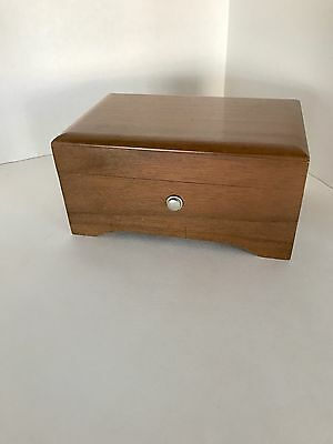 Thorens Music Box Moon River Good Condition