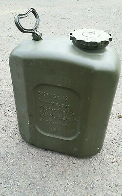 German Bundeswehr Army Water Jerry Cans Wild Camping Bushcraft