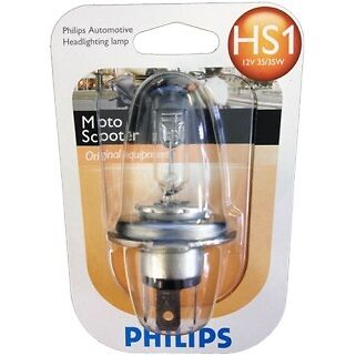 Ampoule Philips Standard Hs1 Moto Scooter 12V 35/35W 12636 B1