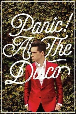 Panic At The Disco Poster New  !