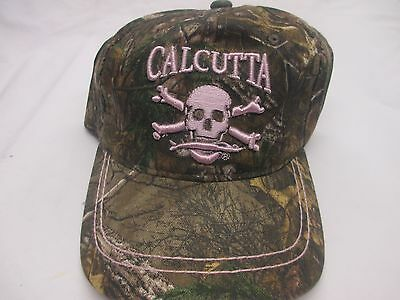 3f94d5565cb CALCUTTA OUTDOORS FISHING Hunting Realtree Xtra Camouflage Camo Cap ...