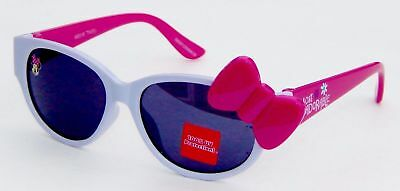 MINNIE MOUSE DISNEY Girls Polka Dot 100% UV Shatter Resistant Sunglasses NWT $12