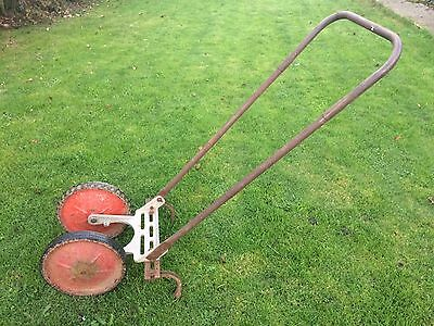 Vintage JALO Attachment Garden Smallholder Twin Wheel Push Hoe cultivator parts
