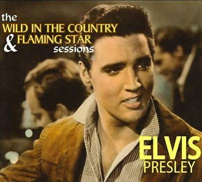 Elvis Presley - The Wild In The Country & Flaming Star Sessions New Cd