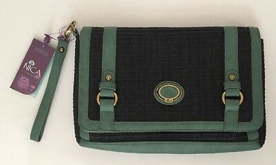 Nica London Clutch Purse NWT