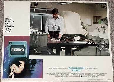 Embryo Lobby Card #2-1976-Animal Doctor-Experiment-Dog Vg