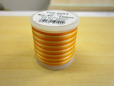 Madeira Rayon 40 Variegated Embroidery Thread 200m