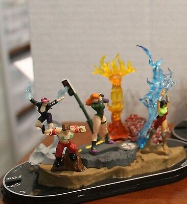 Heroclix Team Base, Gen 13, Complete, with cards, EX condition, #7