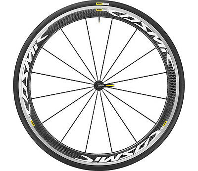 Couple Wheels / Wheels Mavic Strada Cosmic Pro Carbon White 2017