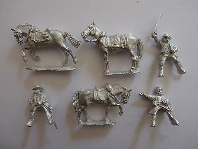 Perry Miniatures American Civil War Mounted Confederate Generals 28mm Scale