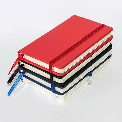 A5 Lined Premium Hard Back Note Book New Notebook Notepad Pad  'greenwich'