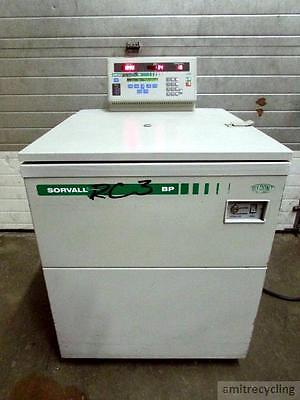 sorvall rc3bp low speed floor model centrifuge with h6000a rotor rh picclick com