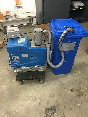 NORDSON PROBLUE10 Hot Melt Glue Adhesive System W/Fulfill Automatic Fill System
