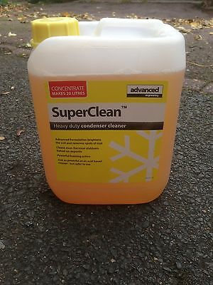 Heavy Duty Air Conditioning Condenser Cleaner Super Clean