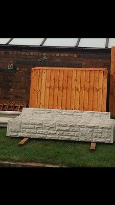 £16.00 6x6 Feather Edge Heavy Duty Fence Panels. Top Quality. SUMMER SPECIAL