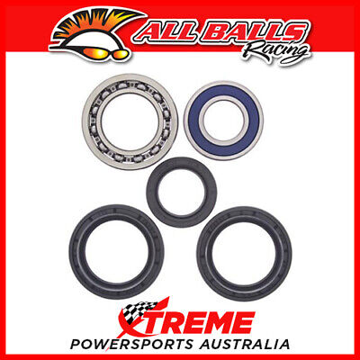 All Balls 25-1139 Rear Wheel Bearing Kit Yamaha Yfm400 Kodiak 2Wd 2003-2004 Atv