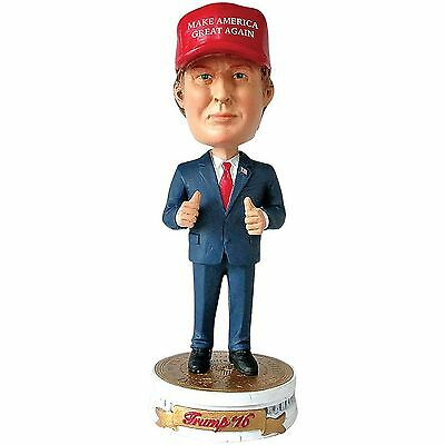 New Donald Trump Bobblehead Limited Edition Doll - Make America Great Again