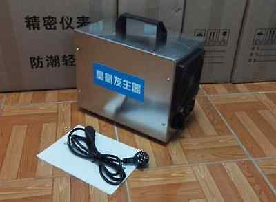 New 10g/h Commercial Portable Ozone Generator Air Purifier For Hotel Home Car