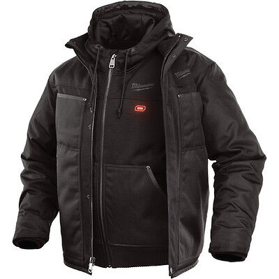 Milwaukee M12 12V Lithium-Ion 3-in-1 Heated Jacket 251B-20XL new