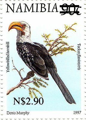 Namibia 1997 Definitives Overprinted 2005 Sg998 Mnh