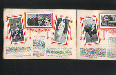 cigarette cards our king & queen album or book 1937 full set