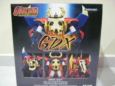Most Wanted Gdx-C01 Gaiking The Great Complete Boxset