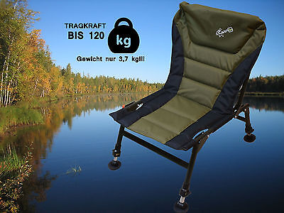 CarpOn Light Karpfenstuhl Campingstuhl Carp Chair Camping
