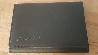 Genuine Vauxhall Leather Document Wallet Folder (for handbooks and paperwork)