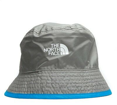 b77cab08f08 MENS THE NORTH Face Stash Quill Blue Grey Bucket Hat RRP £24.99 ...