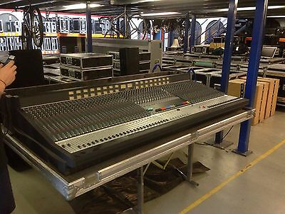 Soundcraft Series Five  Monitor 48 Channel Mixing Console