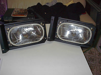 S.E.V. Marchal  Ford GT40 head lights. New Original Marchal Lights from the 70s