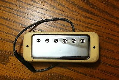 1969-75 Gibson Pat. # Sticker Mini-Humbucker with Ring