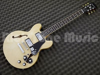 Epiphone ES339 Semi Hollowbody Electric Guitar - Natural