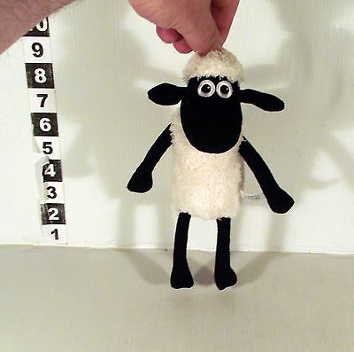 """9"""" Shaun The Sheep Soft Toy -  Wallace And Gromit"""