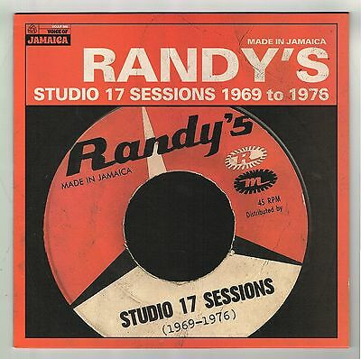 VARIOUS-randy's studio 17 sessions 1969 to 1976  LP      boss ska  new