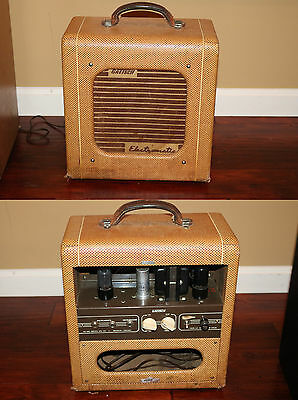 1955 Gretsch Electromatic Small Tube Amplifier  (GRE0389)